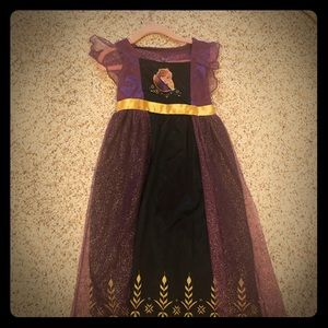 Princess Anna from Frozen nightgown - hardly used
